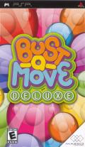 Bust-a-Move Deluxe PSP Front Cover