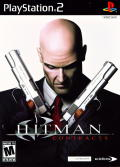 Hitman: Contracts PlayStation 2 Front Cover