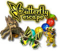 Butterfly Escape Windows Front Cover Big Fish Games release