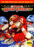 Super High Impact Genesis Front Cover