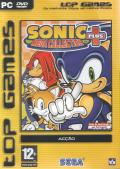 Sonic Mega Collection Plus Windows Front Cover