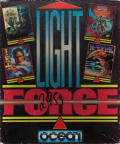 Light Force Amiga Front Cover