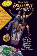 Bill & Ted's Excellent Adventure Amiga Front Cover