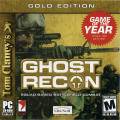 Tom Clancy's Ghost Recon (Gold Edition) Windows Other Jewel Case - Front