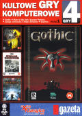 Gothic Windows Front Cover