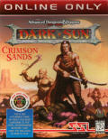 AD&D Dark Sun Online: Crimson Sands Windows Front Cover