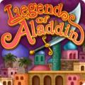 Legend of Aladdin Macintosh Front Cover