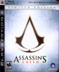 Assassin's Creed (Limited Edition) PlayStation 3 Front Cover
