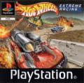 Hot Wheels: Extreme Racing PlayStation Front Cover