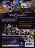 Mass Effect (Limited Collector's Edition) Xbox 360 Back Cover Outer Sleeve