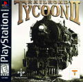 Railroad Tycoon II PlayStation Front Cover