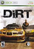 DiRT Xbox 360 Front Cover