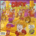 Dizzy: Prince of the Yolkfolk Amiga Front Cover
