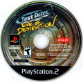Test Drive: Eve of Destruction PlayStation 2 Media