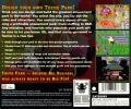 Theme Park PlayStation Back Cover