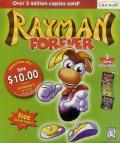 Rayman Forever Windows Front Cover Includes Rayman2 promo