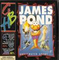 James Pond: Underwater Agent Amiga Front Cover