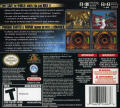 GoldenEye: Rogue Agent Nintendo DS Back Cover