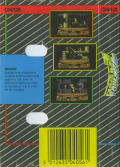 Zamzara Commodore 64 Back Cover