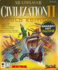 Civilization II (Multiplayer Gold Edition) Macintosh Front Cover