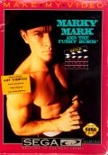 Make My Video: Marky Mark and the Funky Bunch SEGA CD Front Cover