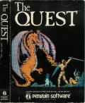 The Quest Commodore 64 Front Cover