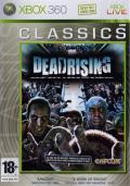 Dead Rising Xbox 360 Front Cover