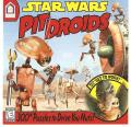 Star Wars: Pit Droids Macintosh Other Jewel Case - Front