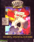 Games People Play: Hearts, Spades & Euchre Windows Front Cover