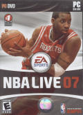 NBA Live 07 Windows Front Cover