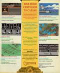 Centurion: Defender of Rome DOS Back Cover