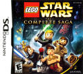 LEGO Star Wars: The Complete Saga Nintendo DS Front Cover