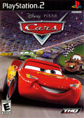 Disney•Pixar Cars PlayStation 2 Front Cover