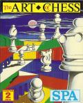 The Art of Chess Amiga Front Cover