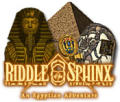 Riddle of the Sphinx: An Egyptian Adventure Windows Front Cover