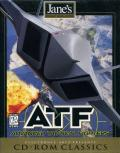 Jane's Combat Simulations: Advanced Tactical Fighters DOS Front Cover