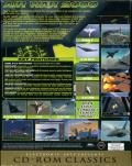 Jane's Combat Simulations: Advanced Tactical Fighters DOS Back Cover