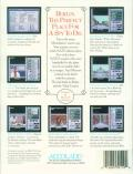 The Third Courier Atari ST Back Cover