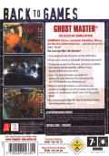Ghost Master Windows Back Cover