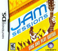 Jam Sessions Nintendo DS Front Cover
