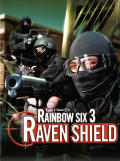 Tom Clancy's Rainbow Six 3: Raven Shield Windows Inside Cover Front