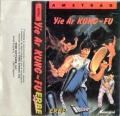 Yie Ar Kung-Fu Amstrad CPC Front Cover
