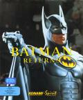 Batman Returns DOS Front Cover
