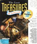 The Lost Treasures of Infocom DOS Front Cover