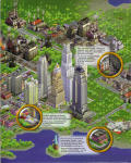 SimCity 3000 Windows Inside Cover Right Flap