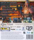 The Elder Scrolls IV: Oblivion PlayStation 3 Back Cover
