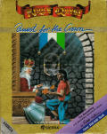 King's Quest Amiga Front Cover