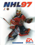 NHL 97 DOS Front Cover