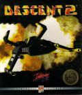 Descent II Windows Front Cover