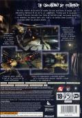 The Darkness Xbox 360 Back Cover
